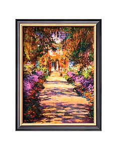 Art.com II Viale Del Gardino Framed Art Print - Online Only