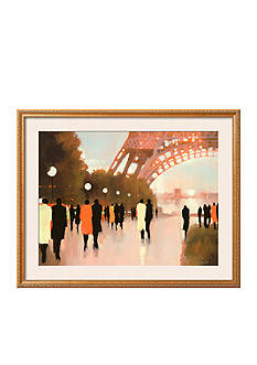 Art.com Paris Remembered by Lorraine Christie, Framed Art Print