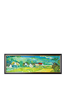 Art.com Sunny Meadow in Arles, c.1890 (detail), Framed Art Print, - Online Only