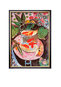 Art.com Goldfish Framed Art - Online Only