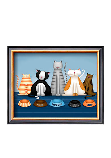Art.com Dinner Party Framed Art Print  Online Only