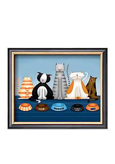 Art.com Dinner Party Framed Art Print Online Only