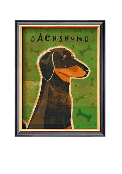 Art.com Dachshund Framed Art Print  Online Only