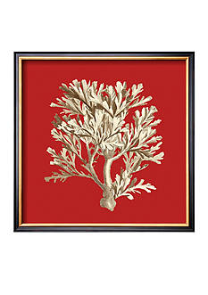 Art.com Coral Red IV Framed Art Print Online Only