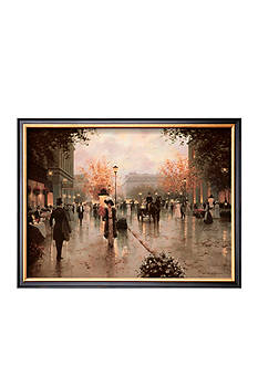 Art.com Une Parissienne Framed Art Print - Online Only