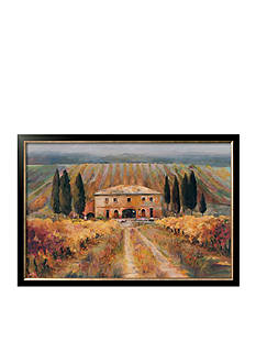 Art.com Toscan Vigna Framed Art Print Online Only