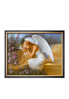 Art.com Angel at Rest Framed Art Print Online Only
