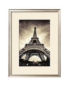 Art.com Eiffel Tower by Marcin Stawiarz, Framed Art Print