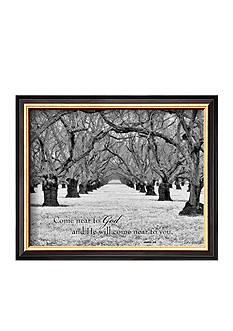 Art.com Come Near to God, Framed Art Print, - Online Only