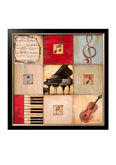Art.com Feel the Music II Framed Art Print - Online Only