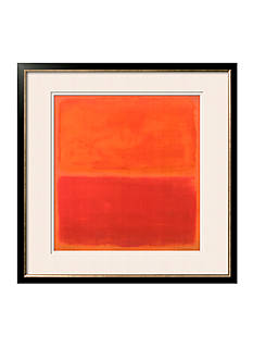 Art.com No. 3, 1967 by Mark Rothko, Framed Art Print