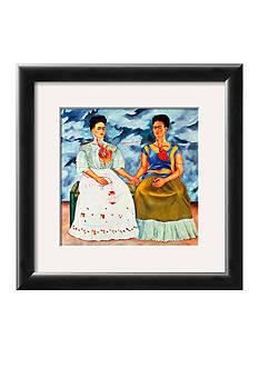 Art.com The Two Fridas, c.1939 Framed Art Print - Online Only