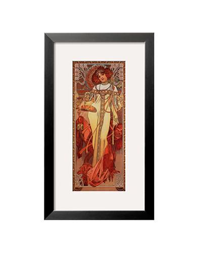 automne 1900 framed art print online only belk. Black Bedroom Furniture Sets. Home Design Ideas