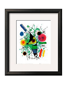 Art.com The Singing Fish Framed Art Print Online Only