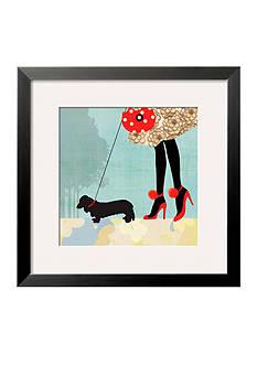 Art.com Best Friend II Framed Art Print - Online Only