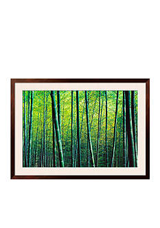 Art.com The Bamboo Grove Framed Art Print - Online Only