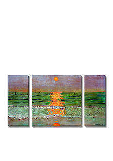 Art.com Sunset, 1913 Stretched Canvas Print - Online Only