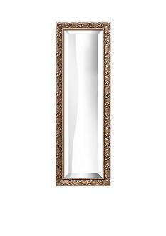 Art.com 11.8-in. W x 33.8-in. H Ambrosia Silver Wood Framed Mirror - Online Only