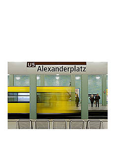 Art.com Leaving Alex, Stretched Canvas Print, - Online Only