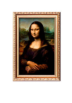 Art.com Mona Lisa, c.1507 Framed Giclee Print Online Only