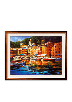 Art.com Portofino Colors Framed Art Print - Online Only