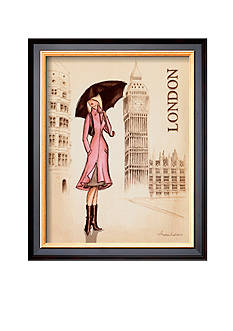 Art.com London Framed Art Print