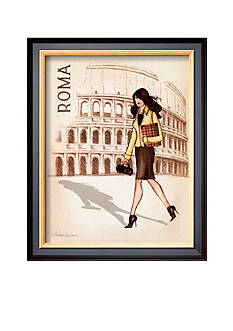 Art.com Roma Framed Art Print - Online Only