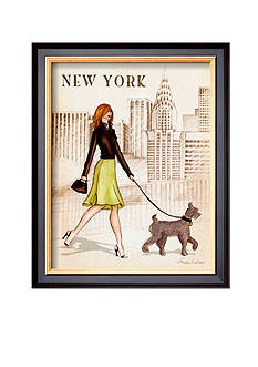 Art.com New York Framed Art Print