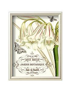 Art.com Jardin Botanique I, Framed Giclee Print