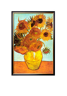 Art.com Sunflowers, c.1888, Framed Art Print Online Only
