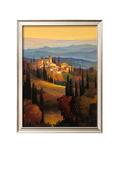 Art.com Hills of Chianti Framed Giclee Print Online Only