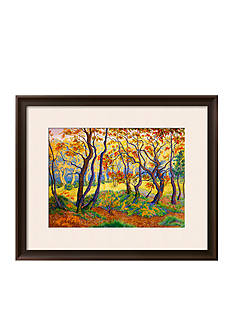Art.com Edge of the Forest Framed Giclee Print
