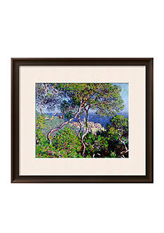 Art.com Bordighera, 1884 Framed Giclee Print