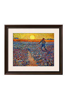 Art.com The Sower, c.1888 Framed Giclee Print Online Only