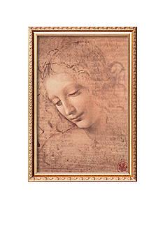 Art.com Female Head (La Scapigliata), c.1508 Framed Giclee Print Online Only