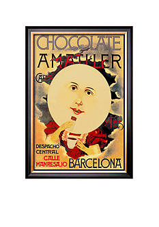 Art.com Chocolate Amatller: Barcelona, Framed Art Print - Online Only