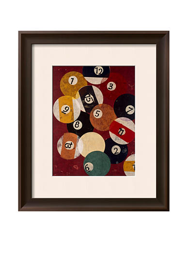 Art.com Break 'Em Framed Art Print - Online Only
