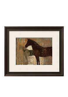 Art.com Weathered Equine II Framed Art Print Online Only