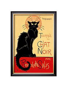 Art.com Tournee du Chat Noir Avec Rodolptte Salis, Framed Art Print, - Online Only