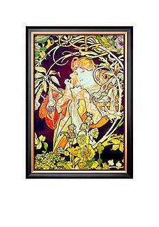 Art.com Ivy Framed Art Print Online Only