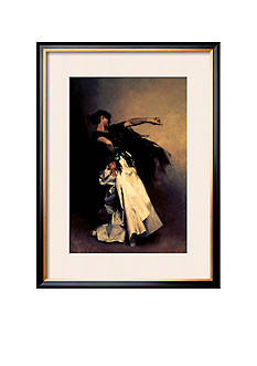 Art.com The Spanish Dancer, Study For El Jaleo, 1882 Framed Giclee Print - Online Only