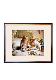 Art.com Suspense, Framed Giclee Print - Online Only