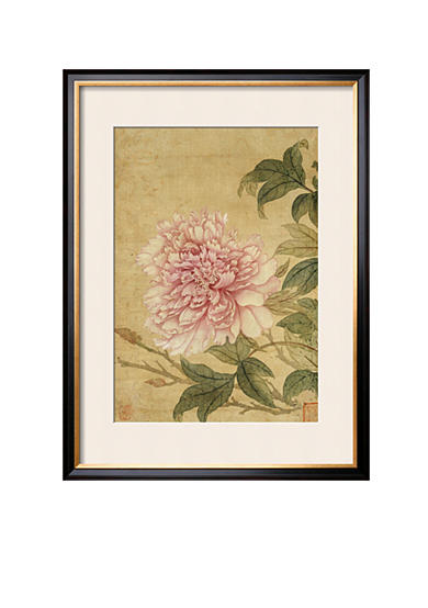 Art.com Peony Framed Giclee Print - Online Only