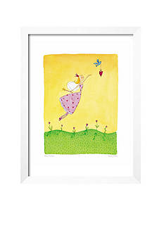 Art.com Felicity Wishes II Framed Giclee Print Online Only