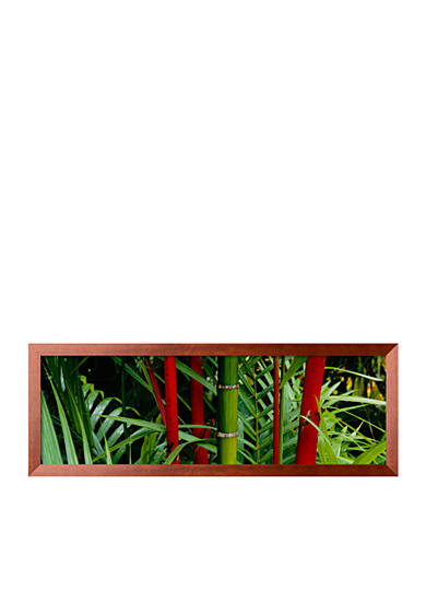 Art.com Bamboo Trees, Hawaii, Usa Framed Photographic Print - Online Only
