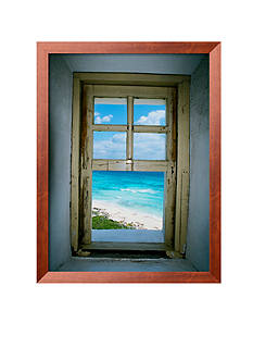 Art.com Celarain Lighthouse, Cozumel, Mexico Framed Photographic Print