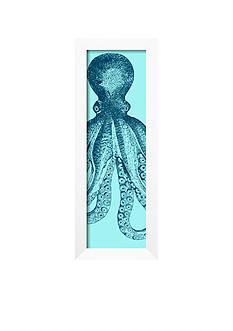 Art.com Octopus Triptych II, Framed Giclee Print