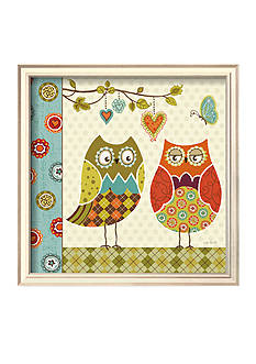 Art.com Owl Wonderful I Framed Art Print - Online Only