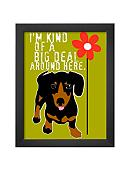 Art.com Big Deal, Framed Art Print - Online