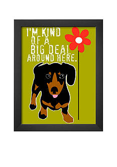 Art.com Big Deal, Framed Art Print - Online Only
